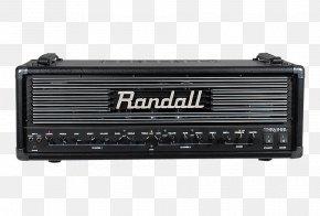 Musical Instruments - Guitar Amplifier Randall Amplifiers Musical Instruments PNG
