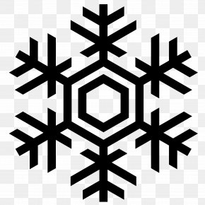 Snowflake Silhouette Image - Snowflake Euclidean Vector Clip Art PNG
