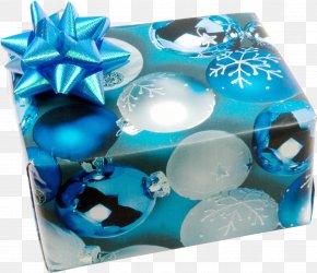 Christmas - Christmas Gift New Year Clip Art PNG