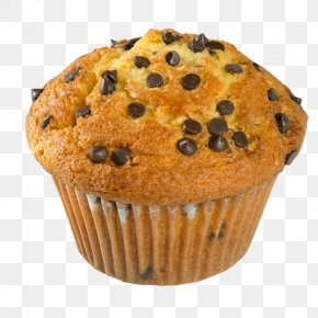 Chocolate-Chip - Muffin Cupcake Chocolate Cake Bakery Spotted Dick PNG