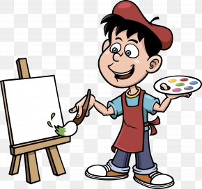 Painting - Painting Artist Drawing PNG