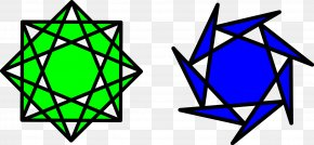 Cinco De Mayo - Star Polygon Drawing Geometry Geometric Shape PNG