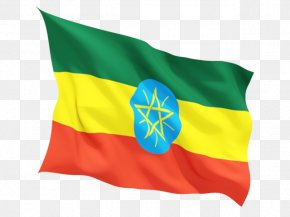 Flag - Flag Of Ethiopia National Flag Flag Of Canada PNG