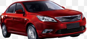 Cool Red Vector Motor Vehicles - Mid-size Car Compact Car Motor Vehicle PNG