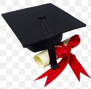 Hat - Academic Degree Masters Degree Graduation Ceremony Bachelors Degree Clip Art PNG
