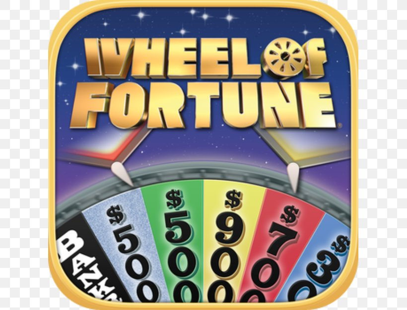 Wheel Of Fortune: Free Play Video Games Game Show Fortune Wheel, PNG, 625x625px, Wheel Of Fortune Free Play, Android, App Store, Aptoide, Area Download Free