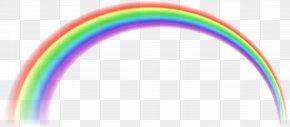 Rainbow Transparent Free Clip Art - Font PNG