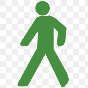 Walking Icon - Walking Clip Art PNG