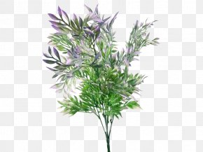 Greenery - Plant Stem Artificial Flower Shrub Branch PNG