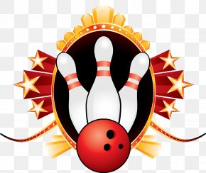 Bowling Picture - Bowling Clip Art PNG