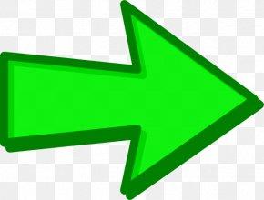 Green Arrow Transparent - Green Arrow Clip Art PNG