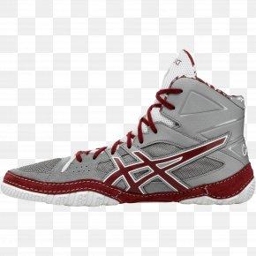 Wrestling Shoe - Wrestling Shoe Sneakers Skate Shoe ASICS PNG