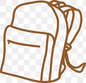 Bag - Bag Backpack Clip Art PNG