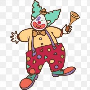 Circus Clown - Circus Elements Poster PNG