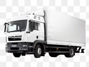 Truck - MAN SE Car Loginof Freight Transport Truck PNG
