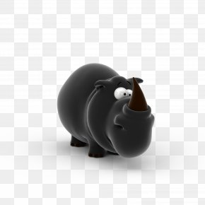 Rhino Modeling Decoration HQ Pictures - Rhinoceros 3D 3D Modeling 3D Computer Graphics PNG