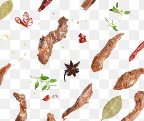 Meat - Meat Ingredient Spice Beef PNG