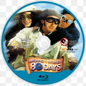 Around The World In Eighty Days - Around The World In 80 Days 0 Phileas Fogg Jean Passepartout Hollywood PNG
