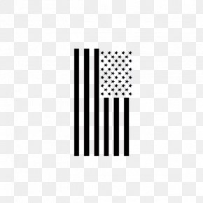 Black T-shirt Vi Display Template Download - Flag Of The United States T-shirt Cut And Sew Top PNG