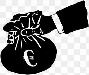 Money Bag - Money Bag Drawing Clip Art PNG