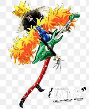 One Piece - Brook Roronoa Zoro Monkey D. Luffy Vinsmoke Sanji Nami PNG