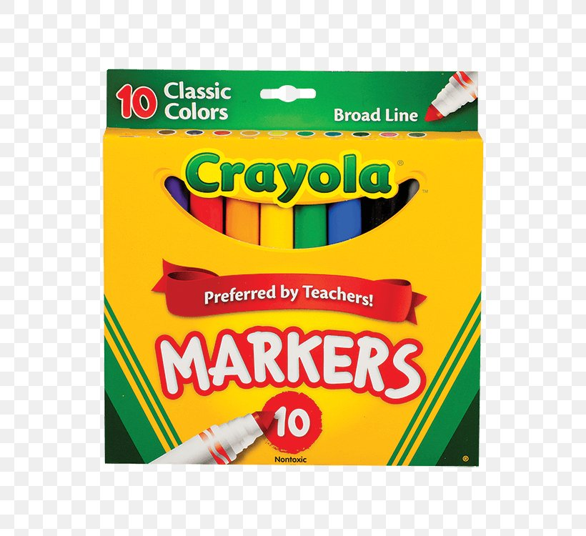 Crayola Marker Pen Paper Drawing Color, PNG, 750x750px, Crayola, Art, Arts, Brand, Color Download Free
