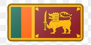 Flag - Flag Of Sri Lanka National Flag Sri Lanka Matha PNG