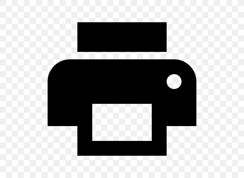 Printing Material Design Icon Design, PNG, 600x600px, Printing, Black, Brand, Icon Design, Material Design Download Free