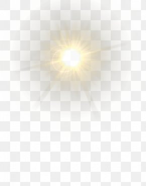 Flare Lens Photo - Light White Pattern PNG