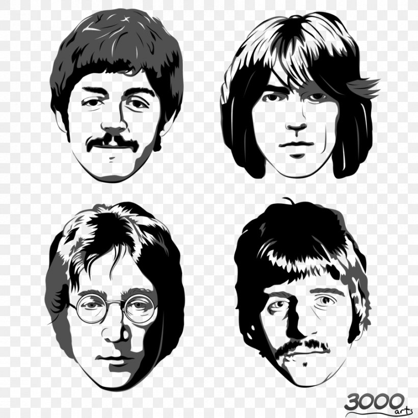 Ringo Starr The Beatles John Lennon Paul Mccartney Png 900x900px Watercolor Cartoon Flower Frame Heart Download