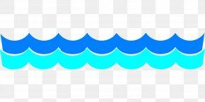 Blue Wave - Sea Wine Wind Wave Summer Morning PNG