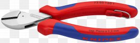 Pliers - Hand Tool Diagonal Pliers Knipex PNG