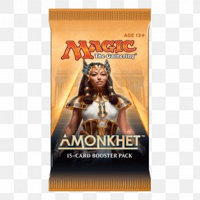 Magic: The Gathering Amonkhet Booster Pack Playing Card Card Game PNG