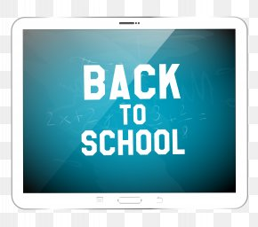 White Tablet Back To School Clipart Image - T-shirt Danny Zuko Venice High School Clothing PNG