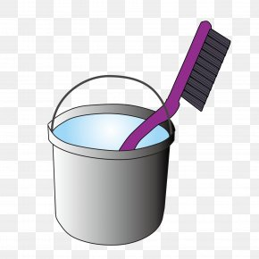 The Bucket Inside The Bucket - Bucket Cleanliness PNG