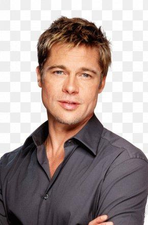 Brad Pitt - Brad Pitt Fury Film Producer Actor Celebrity PNG