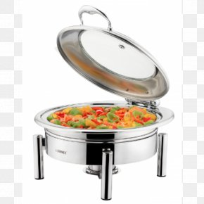Chafing - Buffet Chafing Dish Stainless Steel 2017 Ambiente Frankfurt Bain-marie PNG