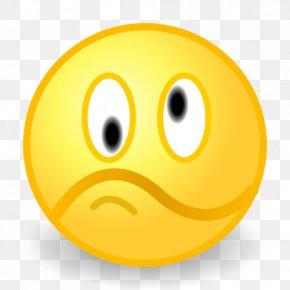 Confused Smileys Emoticons - Emoticon Smiley Clip Art PNG