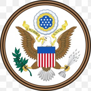 United States - Federal Government Of The United States Great Seal Of The United States Official PNG