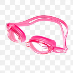 GOGGLES - Goggles Pink Swimming Glasses Eyewear PNG