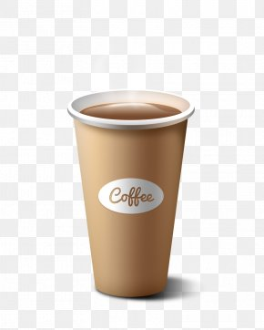 Paper-coffee,cup Coffee Cups - Coffee Cup Espresso Tea Paper PNG