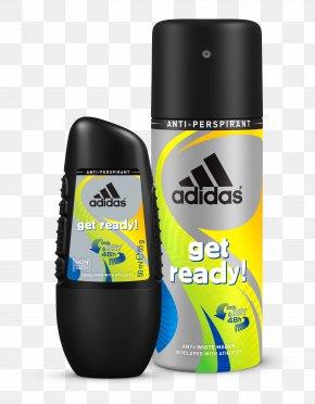 Get Ready - Hoodie Deodorant Adidas Superstar Antiperspirant PNG