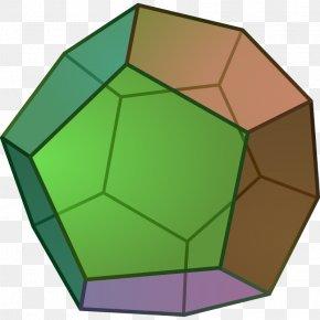Mathematics - Regular Dodecahedron Polyhedron Polytope Mathematics PNG