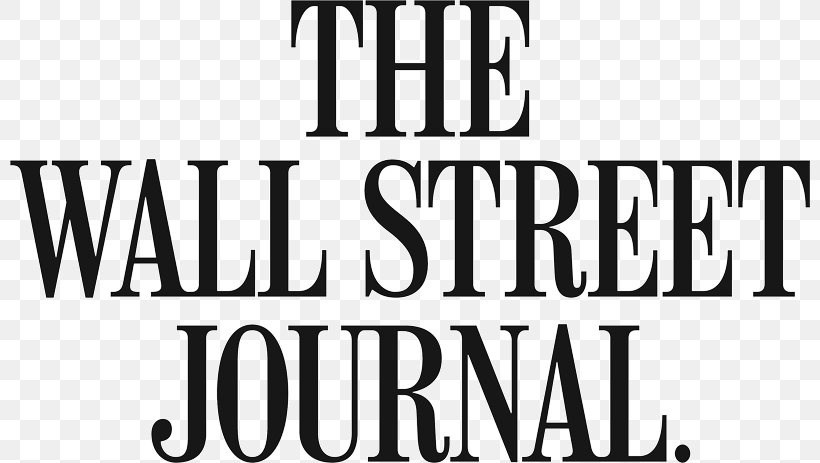 The Wall Street Journal Logo Business The New York Times Png 800x463px Wall Street Black And