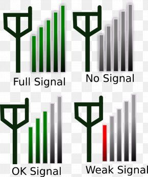 Signal - Mobile Phone Signal Signal Strength In Telecommunications Cell Site IPhone PNG