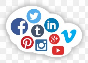 Social Media - Social Media Marketing Information PNG