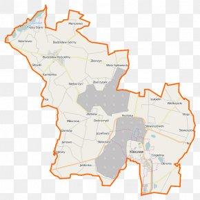 Map - Cegielnia, Gmina Kleczew Budzisław Kościelny Jabłonka, Greater Poland Voivodeship Sławoszewek PNG