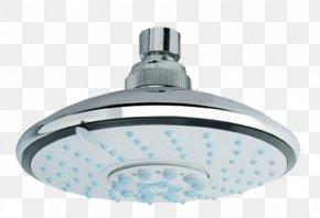 Metal Shower Head - Shower Metal Bathtub Bathroom PNG