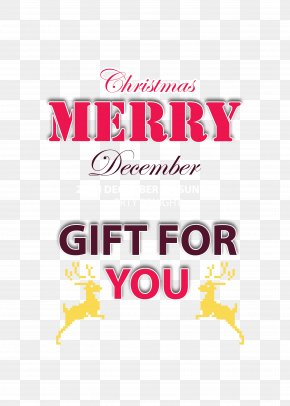 Merry Christmas Free Artistic Design - Christmas PNG