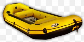 Inflatable Boat - Rafting Boat Canoe Ship PNG